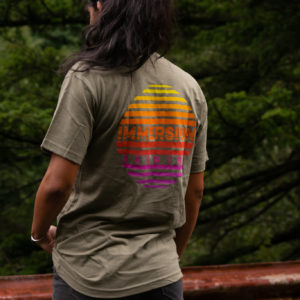 Sunset tshirt